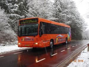 0005-20160214 Amerongen- Amerongseberg- Bergweg (ex. Touristik Nistertal- ex. XX 2818)- 2