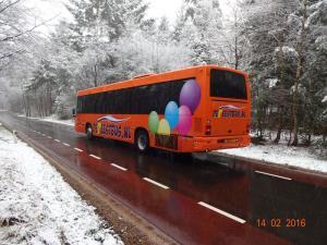 0005-20160214 Amerongen- Amerongseberg- Bergweg (ex. Touristik Nistertal- ex. XX 2818)- 5