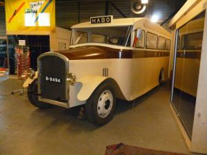 0000-20140719 Hoogezand- NBM museum- HABO Kartonbus- 2