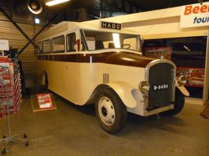 0000-20140719 Hoogezand- NBM museum- HABO kartonbus- 1