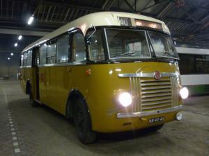 0223-20140222 Rotterdam- Waalhaven- Sluisjesdijk- Garage RET- Romeo- 1