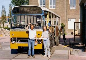 0309-19870000 Rotterdam- Waalhaven- Sluisjesdijk- revisie