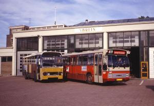 0309-19870520 Rotterdam- Sluisjesdijk (met RET 309) s301-324 id1967