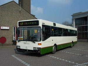 0434-20070316 Rotterdam- Waalhaven- garage Sluisjesdijk Rotterdam -2