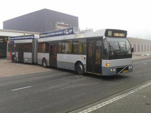0507-20131116 Rotterdam- Waalhaven- Sluisjesdijk Garage