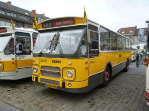9452-20130825 Belgie- Diepenbeek- marktplein- Materieelshow- 1