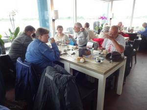20170909 015 Drimmelen- Het Panorama- Koffie met gebak