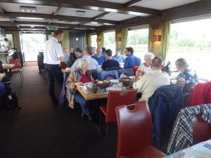 20170909 032 Drimmelen- Biesbosch- rondvaart- lunch aan boord