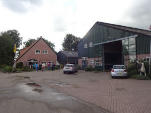 20170909 051 Made- Wagenbergsestraat- Bezoek aan kaasboerderij 't Bosch