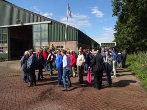 20170909 053 Made- Wagenbergsestraat- Bezoek aan kaasboerderij 't Bosch